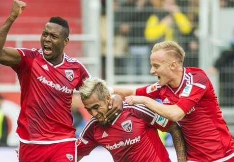 Bundesliga: Ingolstadt 3-3 B. Dortmund