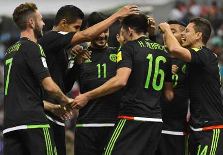 REPORT: Mexico 3-0 El Salvador