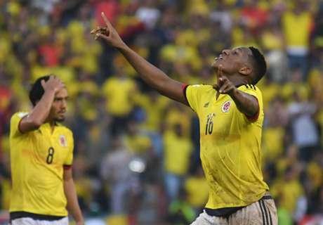 Betting: Colombia v Bolivia