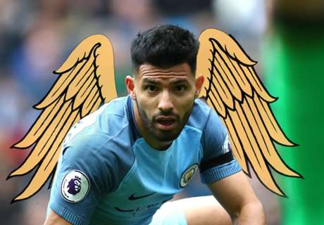 Aguero is Man City's angel no more