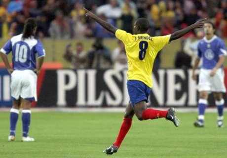 Brazil's 33-year wait in Ecuador