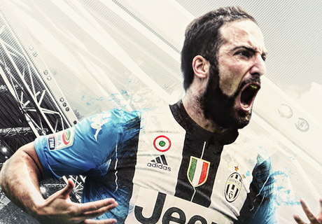 Mit Higuain: Juventus greift nach Europa
