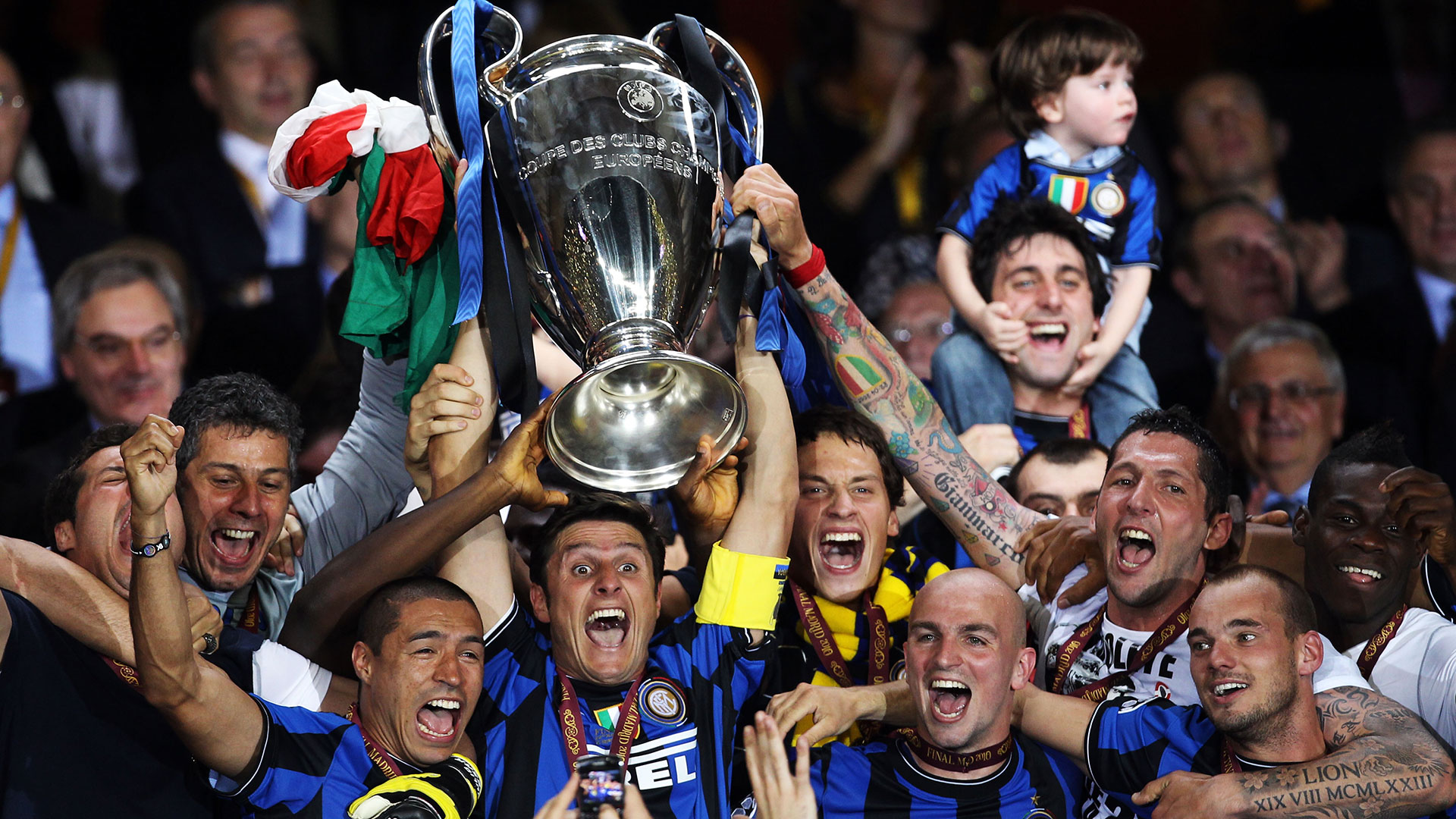 Inter Champions League 2010