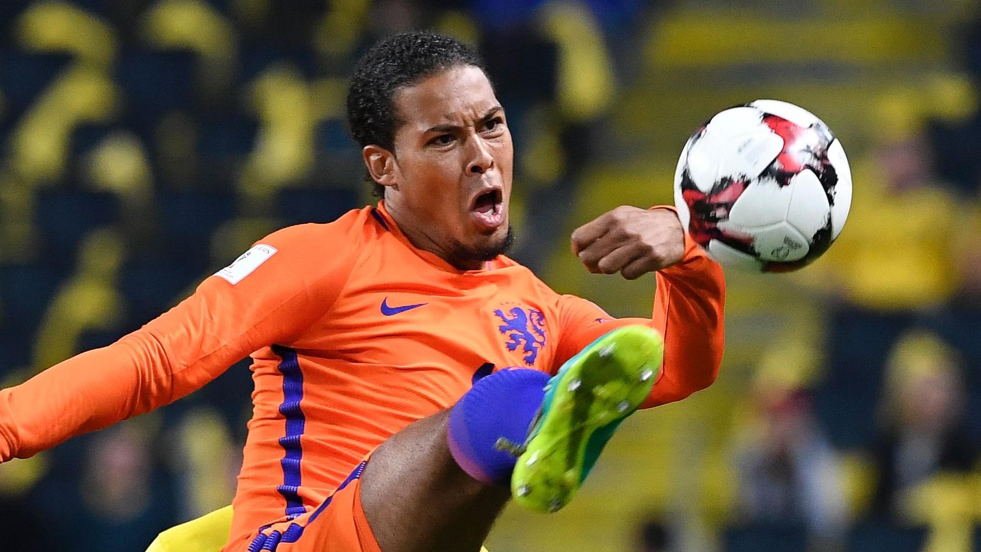 Virgil van Dijk, Netherlands
