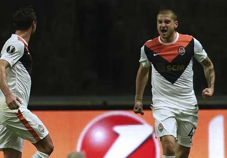 Shakhtar quiere liquidar a Braga
