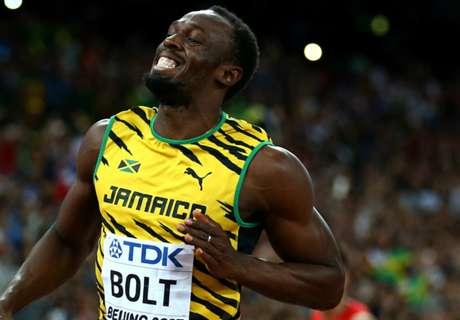 WATCH: Bolt trains with French club