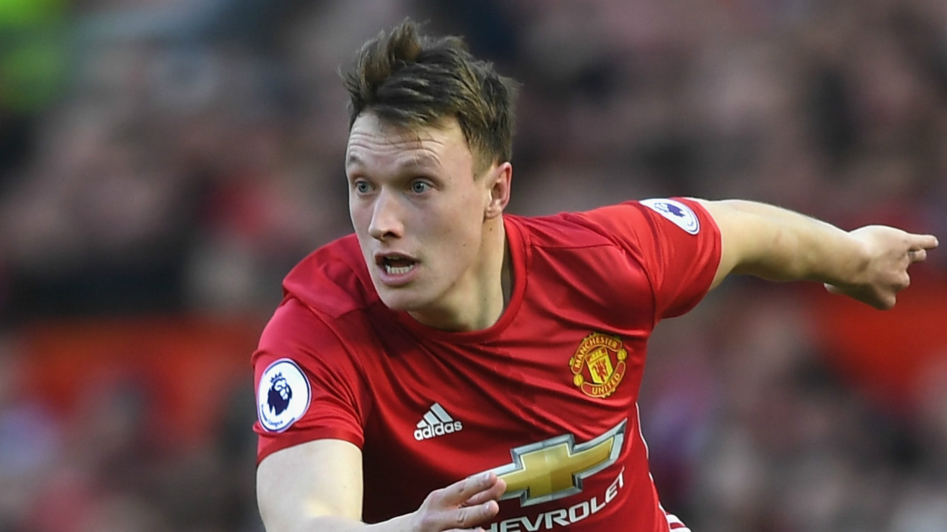 HD Phil Jones Manchester United