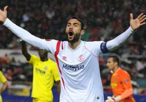 VICENTE IBORRA | SEVILLA 2-1 Villarreal | 3.5 stars<br /><br />Another dominant display. He battled away in midfield and also offered a very effective attacking threat, breaking the deadlock with an easy tap-in.
