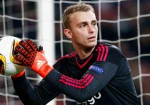 Jasper Cillessen debütierte 2013 in der niederländischen Nationalmannschaft