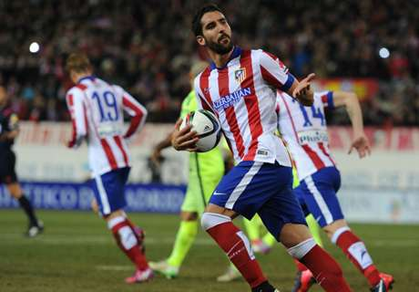 Athletic set sights on Raul Garcia