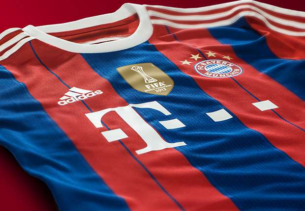 Bayern unveil Barcelona-esque kit