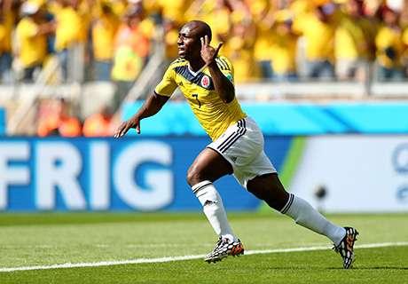 Colombia-Grecia 3-0: Tris all'esordio, occhio ai Cafeteros
