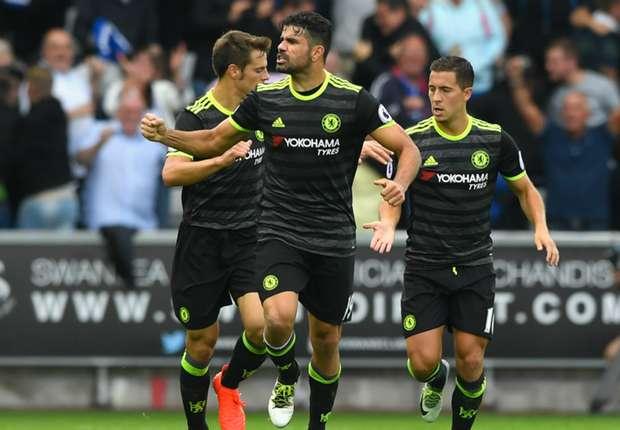 Anti-hero Costa spares Chelsea & Conte's blushes