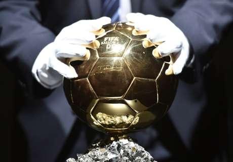 Ils n'ont jamais eu le Ballon d'Or