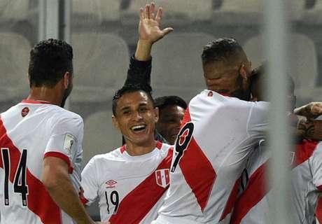 Timão quase acertou com peruano