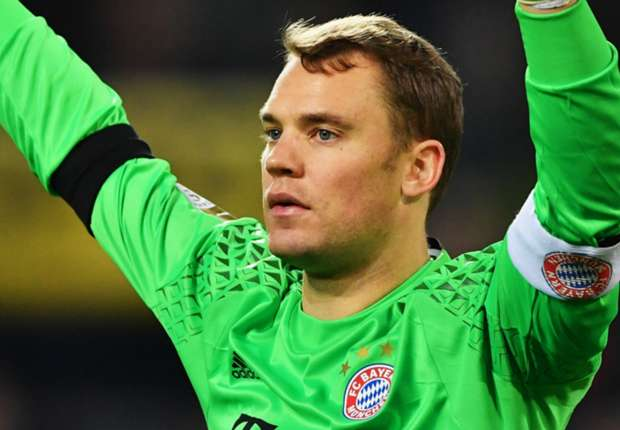 'Arsenal aren't the perfect draw' - Bayern keeper Neuer wary of Wenger's men
