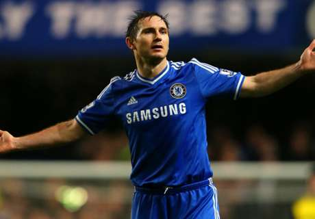 Chelsea to honour Lampard