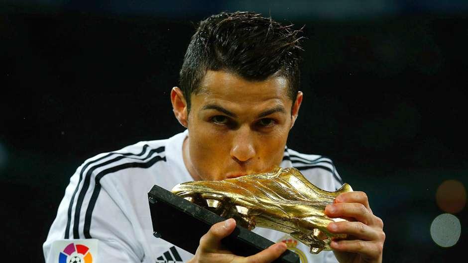Goldener Schuh Messi Wert