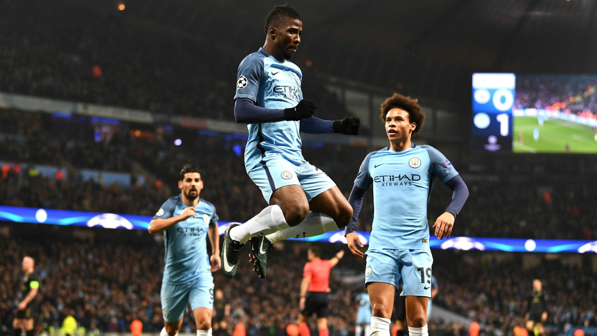 HD Kelechi Iheanacho Man City