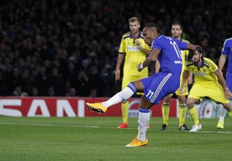 Résumé de match, Chelsea-Maribor (6-0)