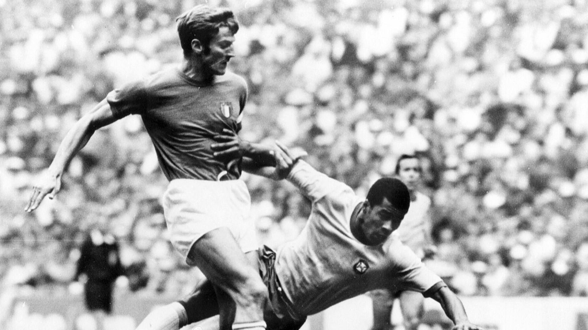 Giacinto Facchetti Inter Goal