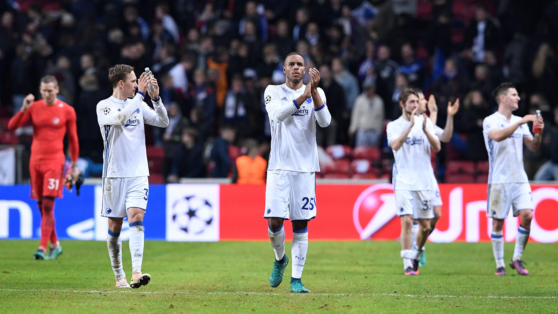 FC Copenhagen Champions League