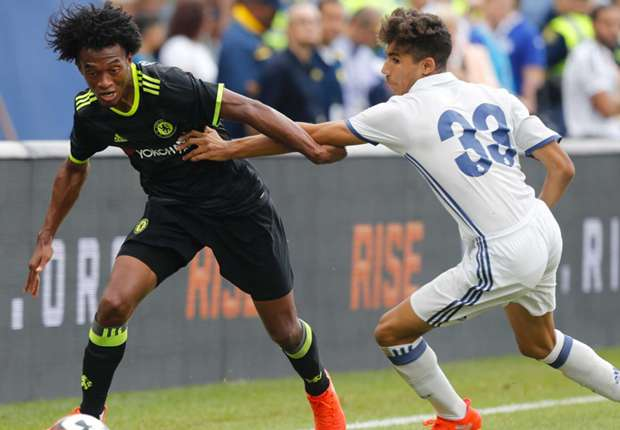 Milan interested in signing Cuadrado from Chelsea