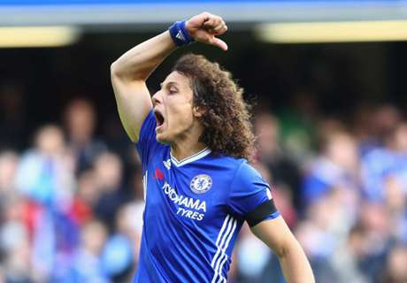 David Luiz auditioning for Brazil return