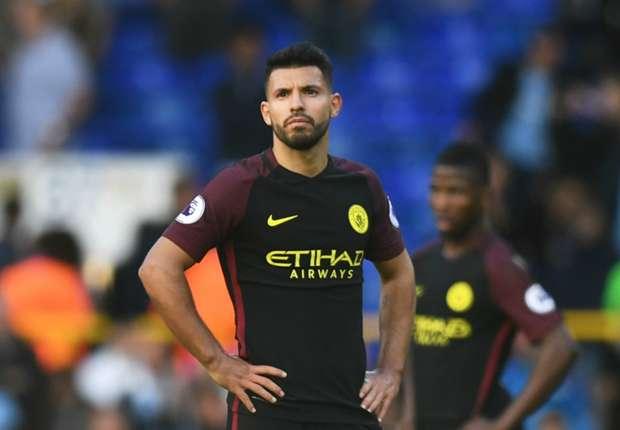 Guardiola will not take penalties off misfiring Aguero