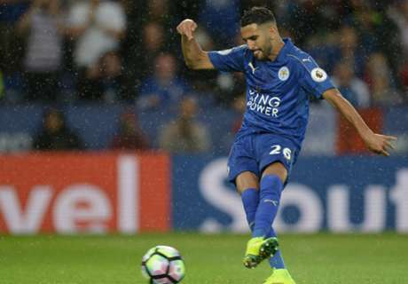 Watch Mahrez explain secret to success