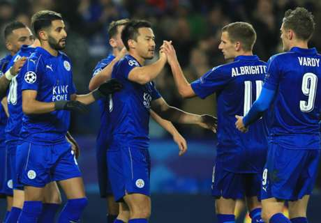 Now the work begins for Leicester