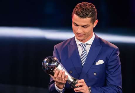 Ronaldo: The Best? That's me