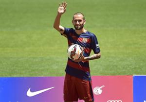 Aleix Vidal | de Sevilla a Barcelona por 18,80 millones de dólares.