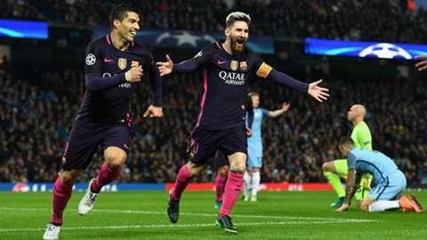 Messi Vs Man City