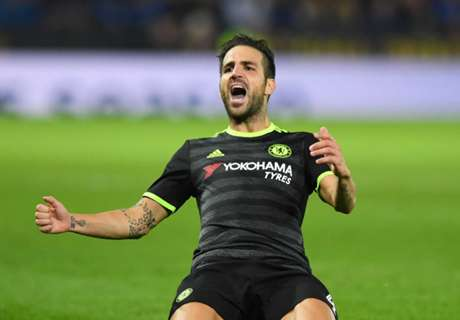 RUMOURS: City lining up Fabregas bid