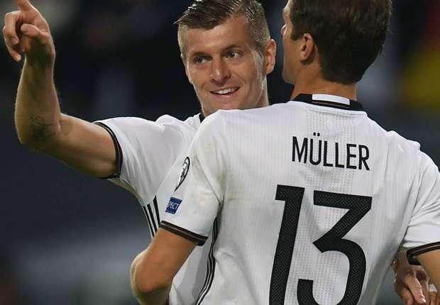 Njemačka je s 3:0 dobila Češku
