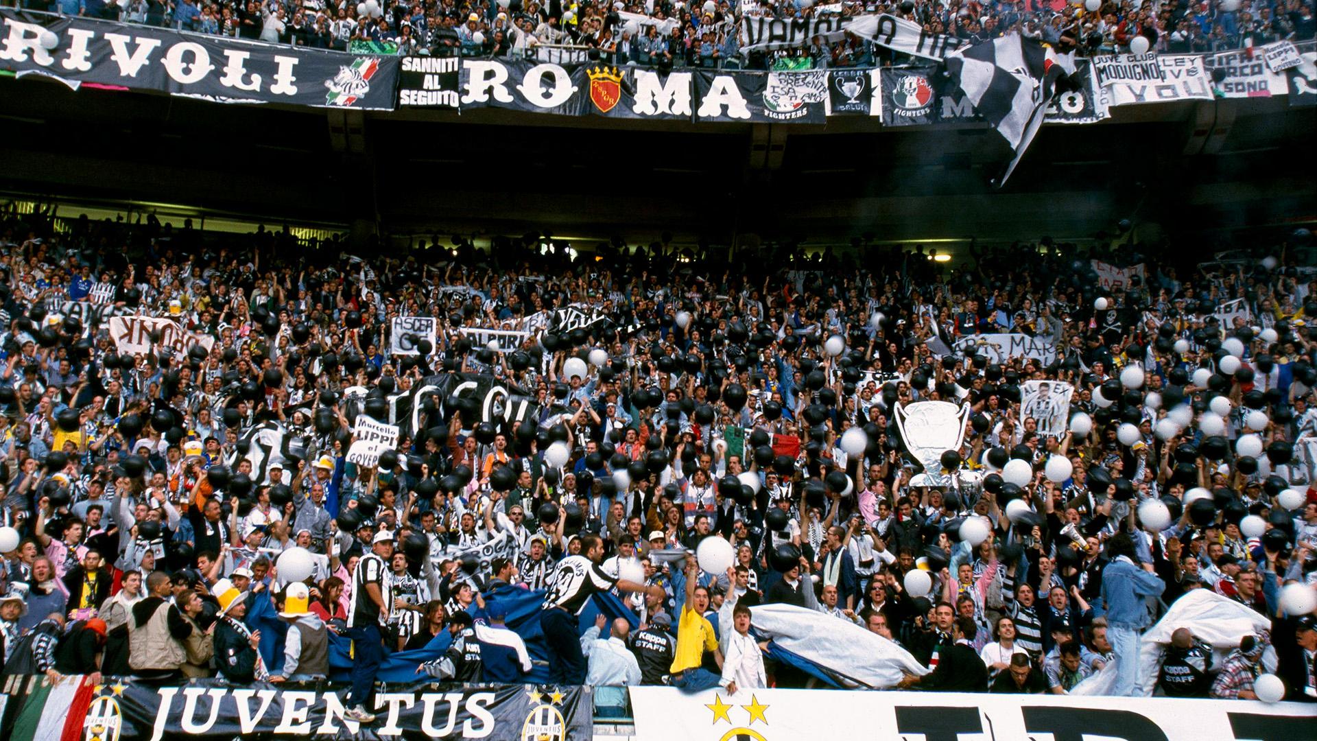 1998 Champions League final Real Madrid Juventus
