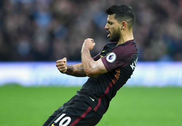West Brom 0-4 Manchester City: Aguero back on goal trail with brace