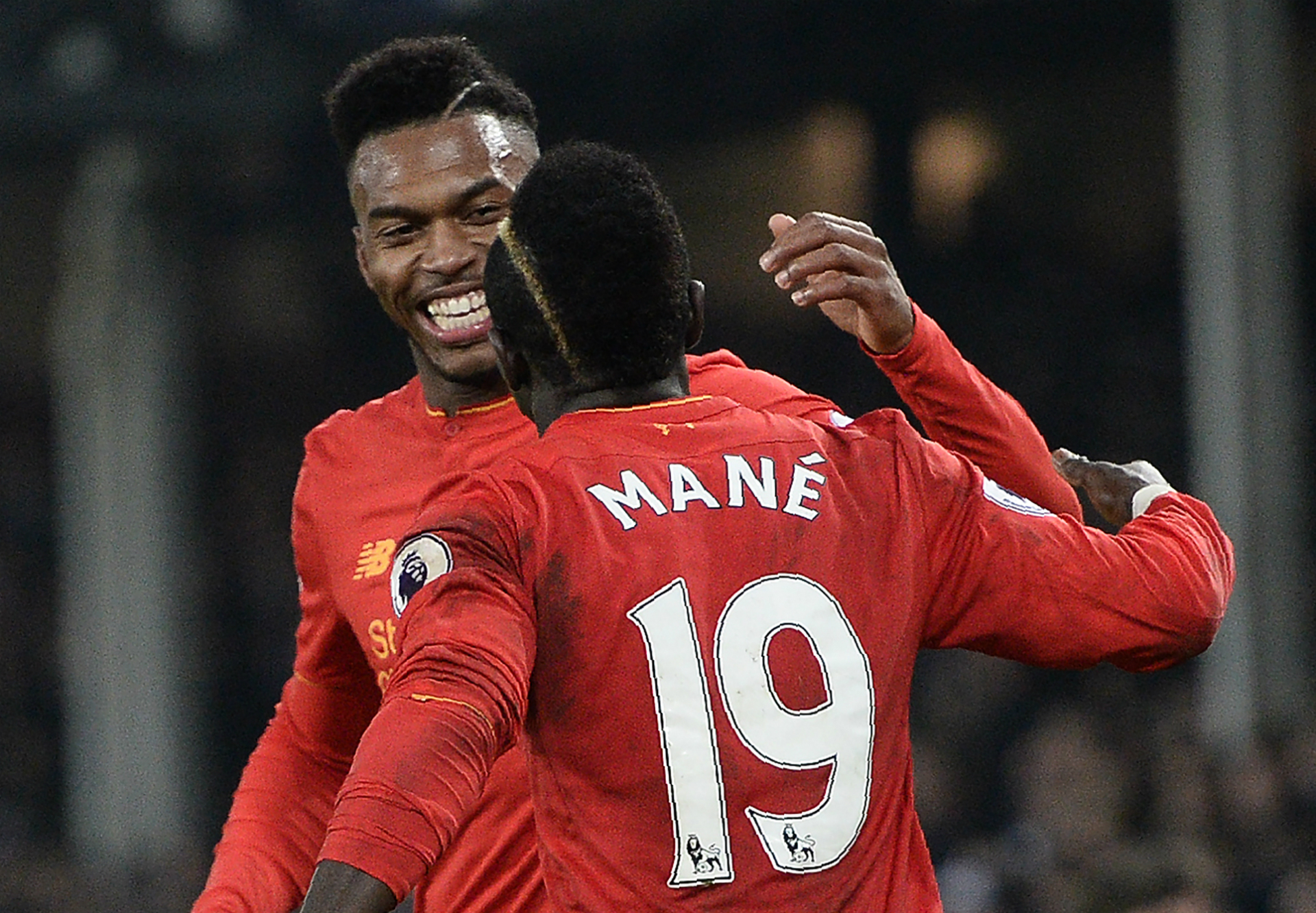HP Daniel Sturridge Sadio Mane