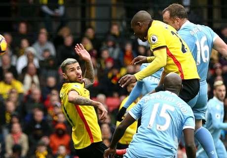Gomes own goal downs Watford