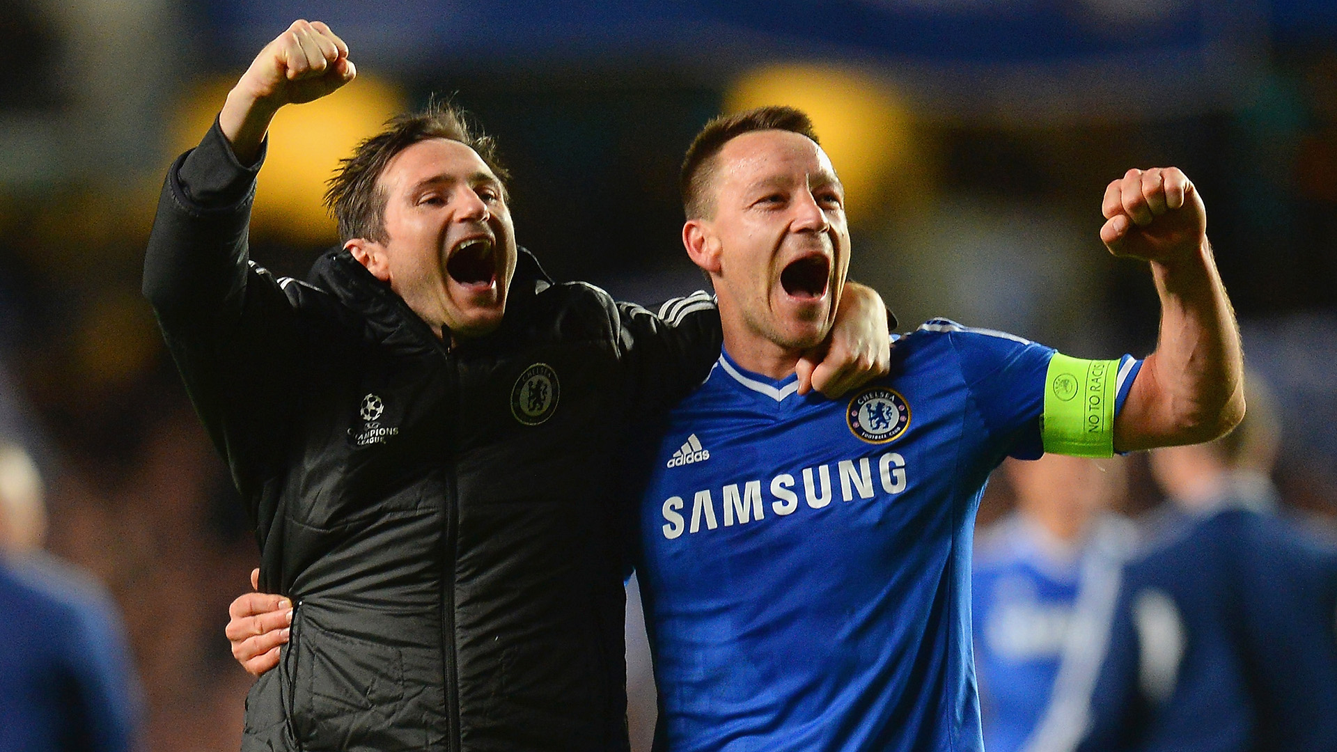 'I always saw Terry as a manager more than Lampard' - former Chelsea striker Hasselbaink