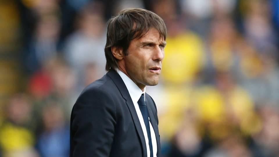 Antonio Conte Chelsea Premier League 2016