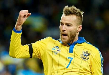 Test: Ukraine-Sieg dank Yarmolenko