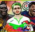Conheça o 'Esquadrão Suicida'... do futebol!