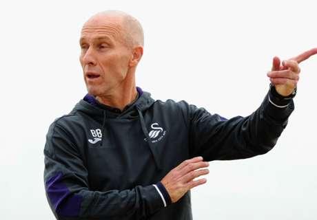 Howard lifts lid on new Swansea boss