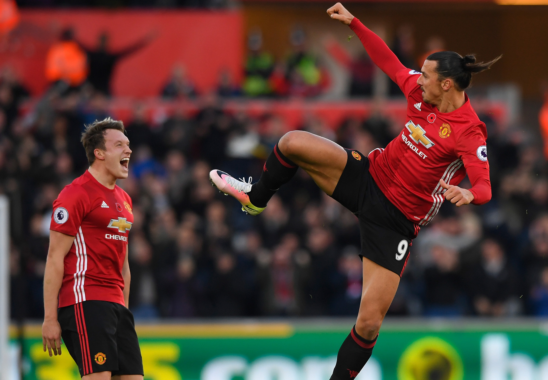 "Zlatan Ibrahimovic is confident Manchester United will achieve ""big"