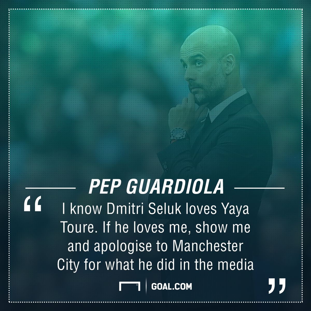 Guardiola heaps praise on Man City players