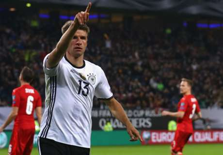 Hasil Pra-Piala Dunia Zona Eropa