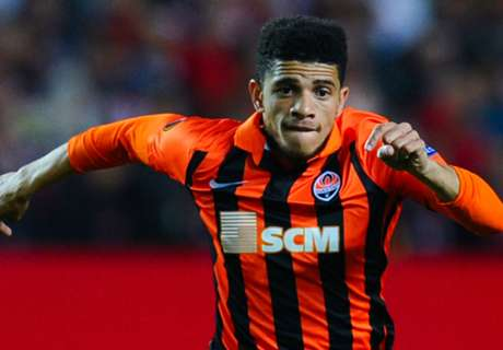 Taison called into Brazil squad