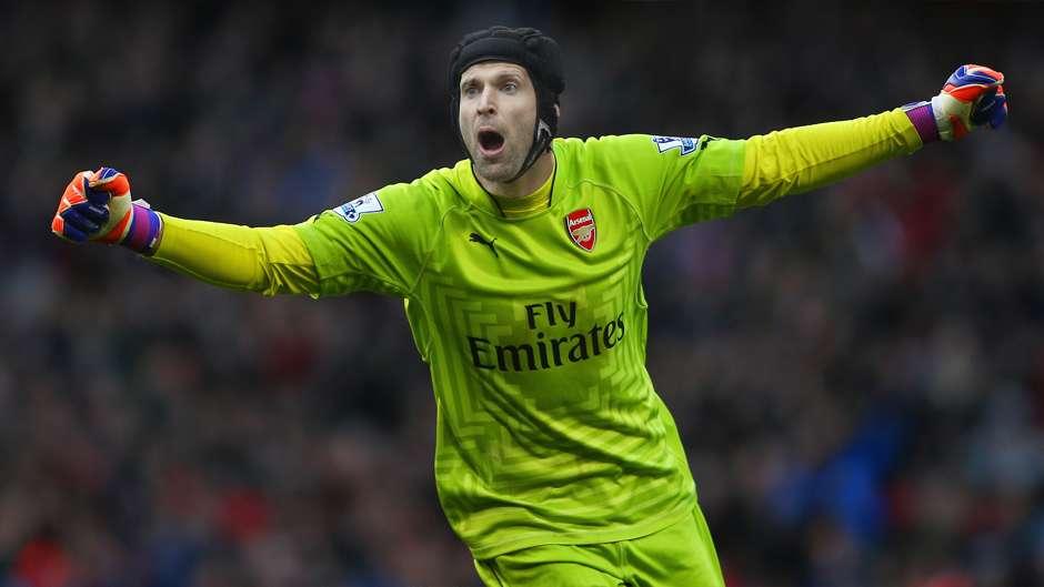 Petr Cech Arsenal Edit